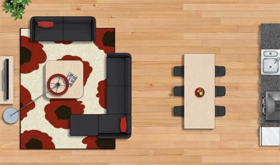 Tiny Apartment Floorplan Olympus Digital Camera