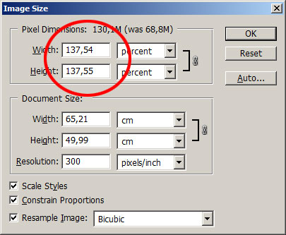 Tutorial | Rotate and scale a scanned floor plan in Adobe
