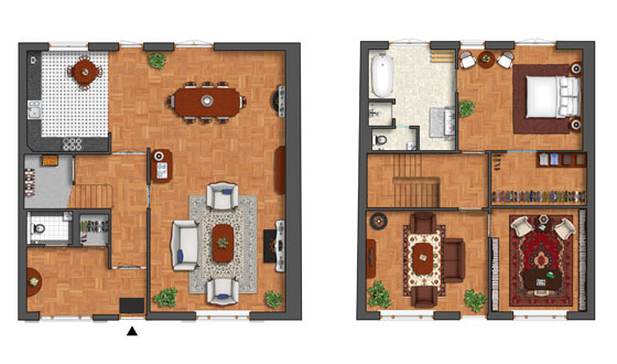2d Floor Plan Symbols Free Download