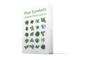 floor-plan-tropical-plants